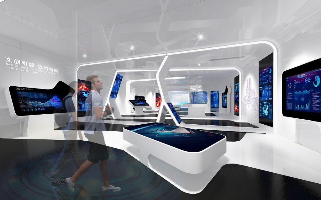 企业展厅设计装修经验分享